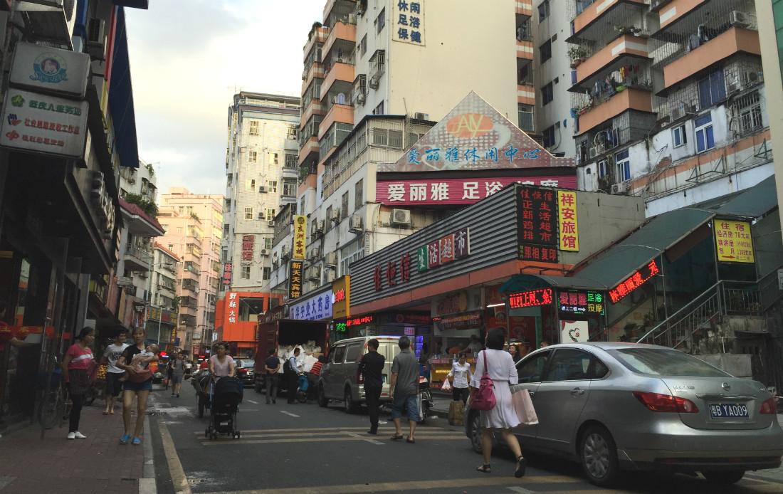 Bionic Brew in Baishizhou, Shenzhen