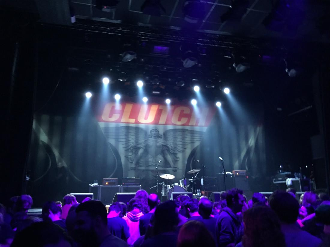 Clutch Band Live