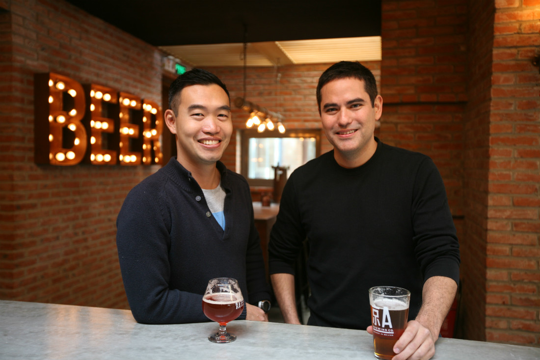 Jing-A Brewing Founders