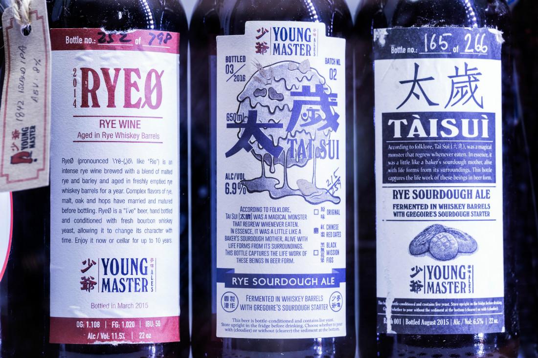 Young Master Ales in Hong Kong, China