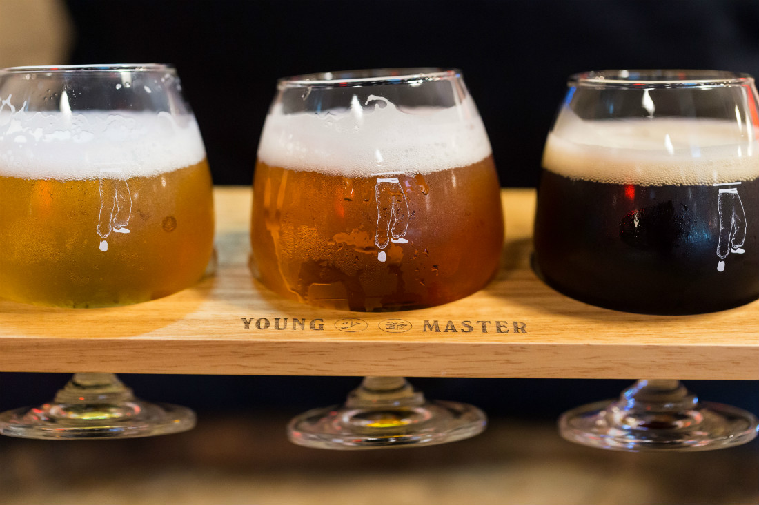 Young Master Ales Craft Beer
