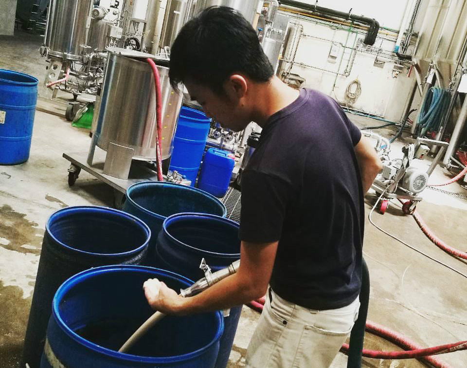 John Wei, Brewlander & Co