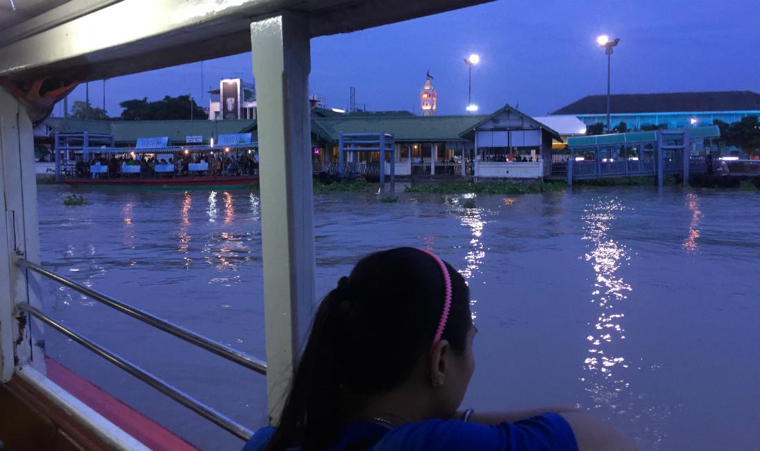 Bangkok Ferry