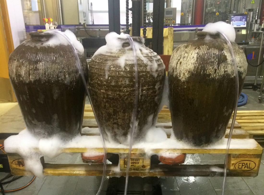 Moonzen Brewery Barrel Aging