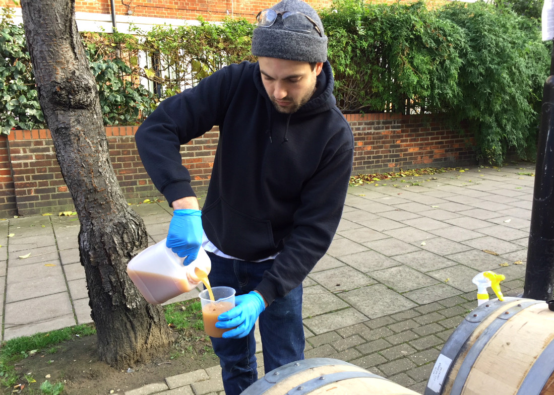The London Barrel Project