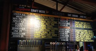 Brewerkz Singapore Craft Beer