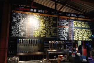 Brewerkz Singapore Craft Beer