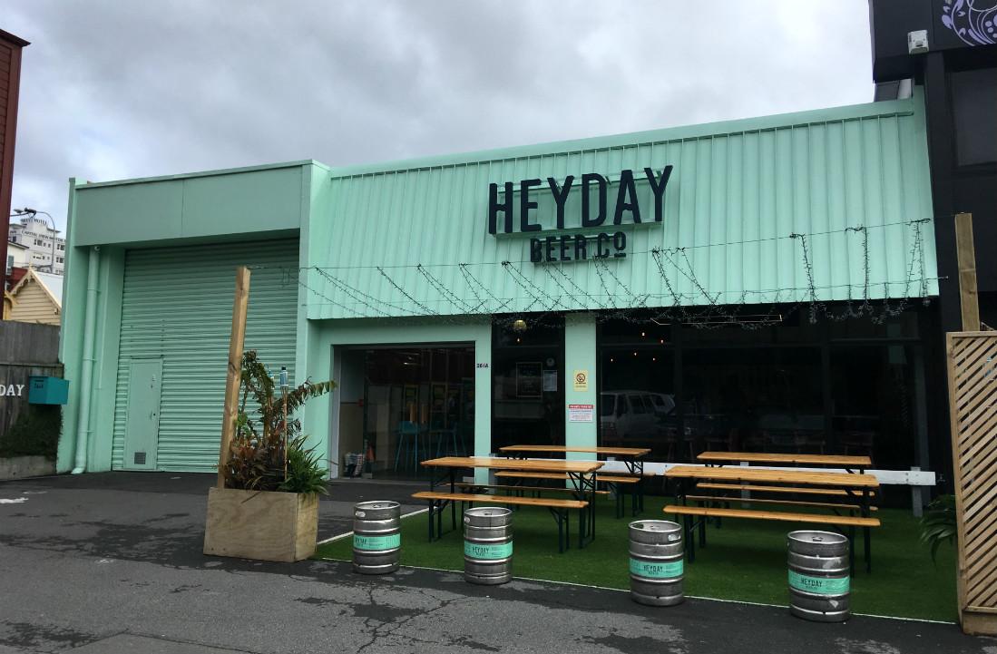 Heyday Brewing Co