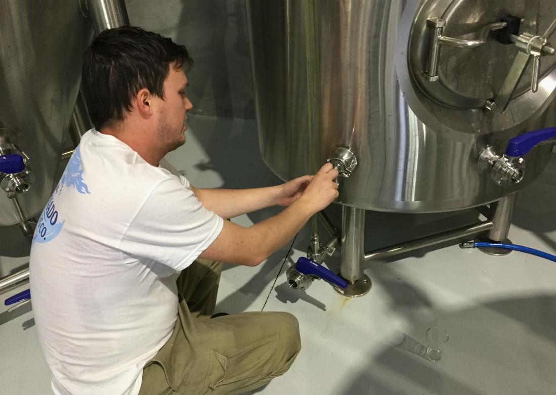 Matt Wilson, Seven Mile Brewing Co
