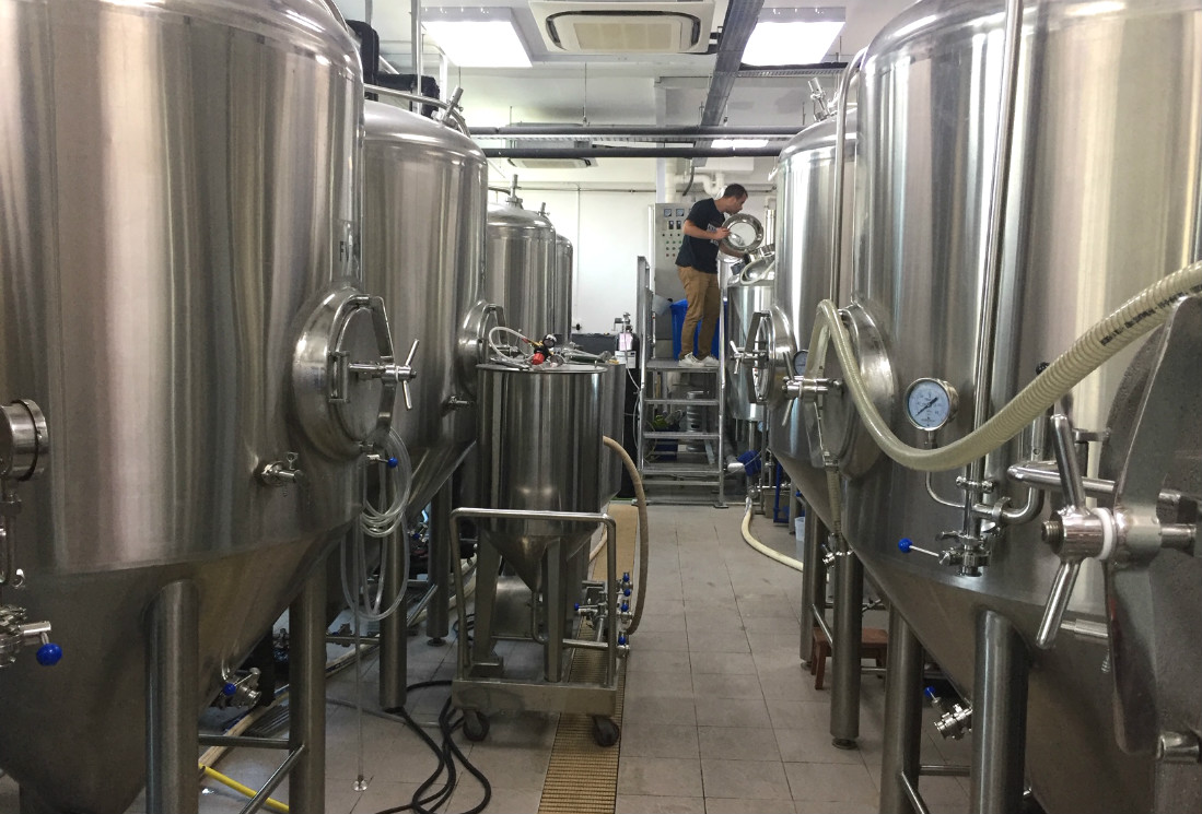 Rye & PInt, Boxing Cat, Beer Travelist Collaboration Beers