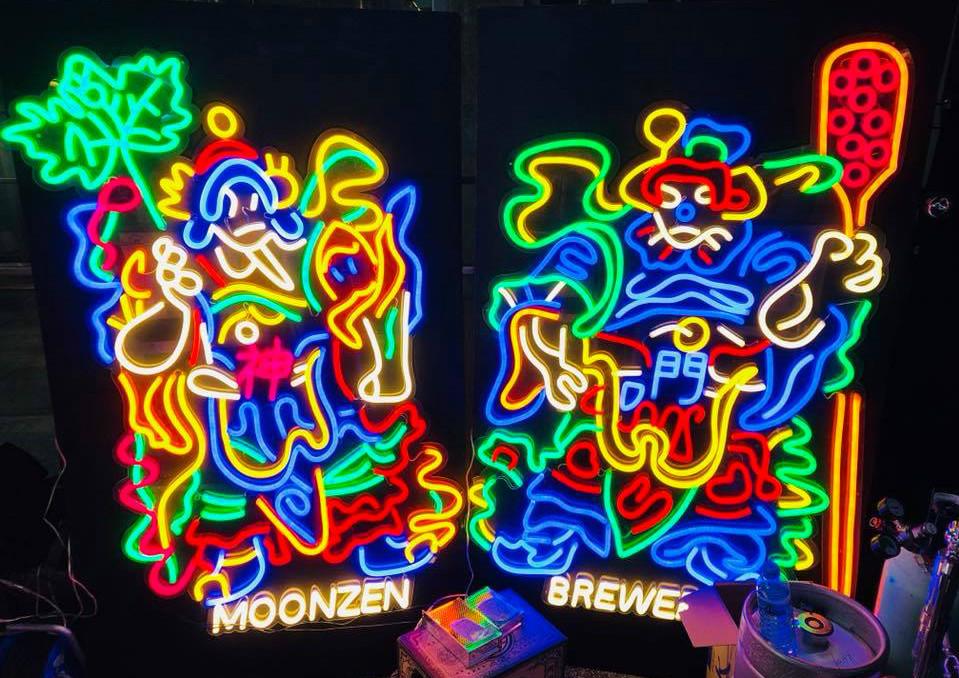 Moonzen Brewery Hong Kong