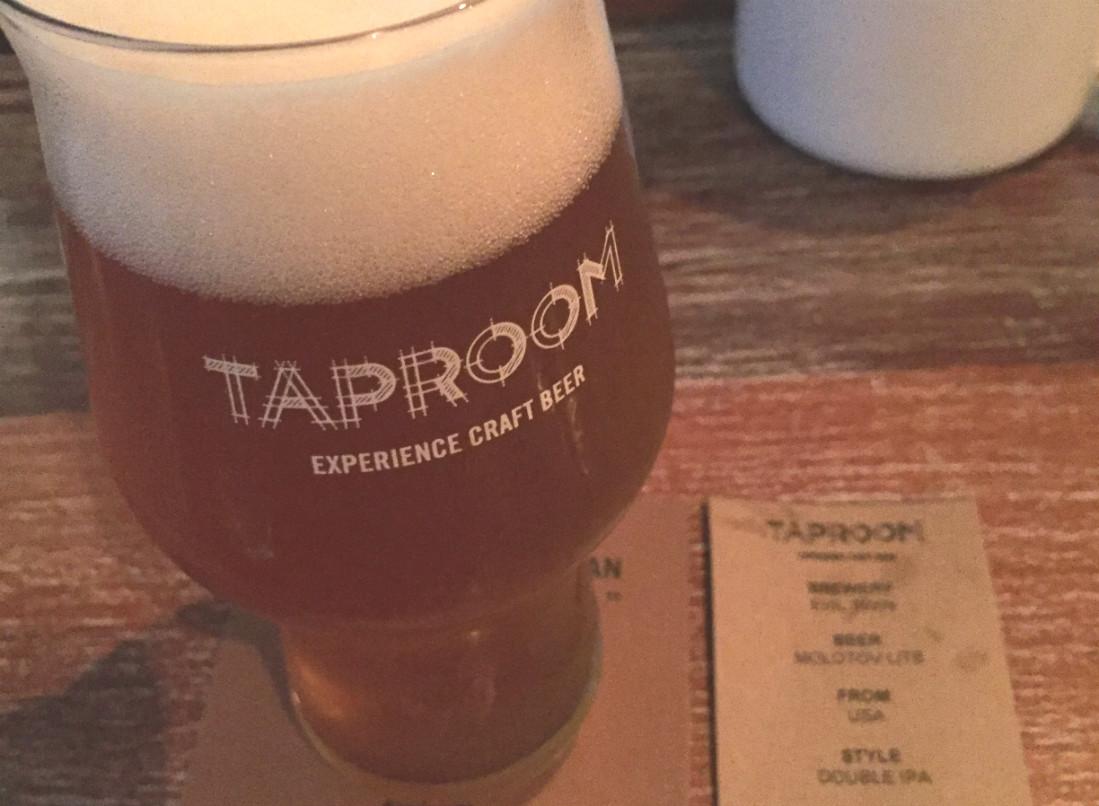 Taproom Bangkok Craft Beer
